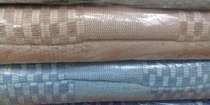 Akhmeim hand loomed bedcovers